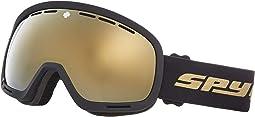 25Th Anniv Black Gold - Hd Plus Bronze w/ Gold Spectra Mirror +