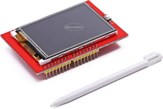 """Teyleten Robot 2.4"""" ILI9341 240X320 TFT LCD Display with Touch Panel LCD for Arduino UNO MEGA2560"""