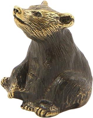 CTOC Bear Bell Handmade Figurine Souvenir