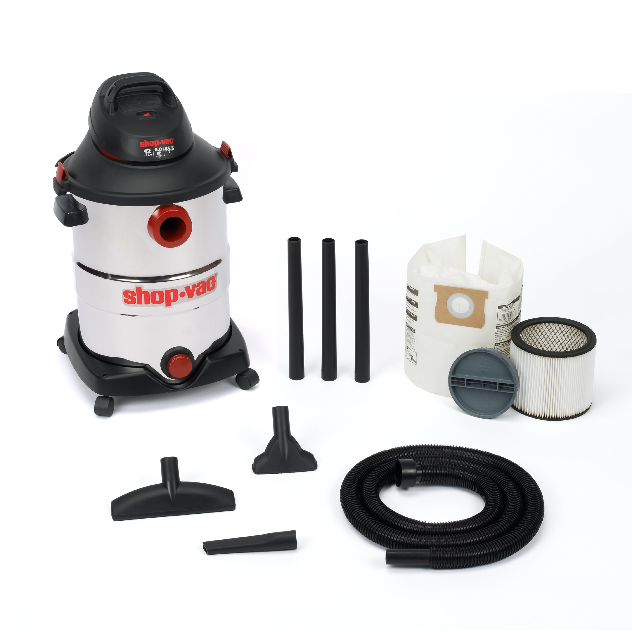 How Does a Shop-Vac Work