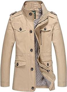 Amazon.es: chaqueta militar - Beige
