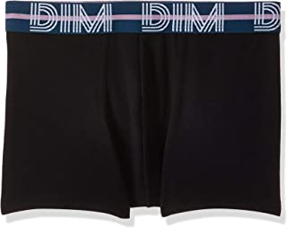 DIM Men's 01QU-Black (0HZ) Boxer