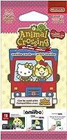 Paquet de 6 cartes amiibo - Animal Crossing : New Leaf - Welcome amiibo - Série Sanrio