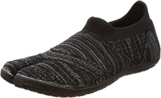 Marugo] hitoe - Unisex Tabi Style, Minimalism Barefoot Core Training Shoes, Seamless Upper with Rubber Outsole.