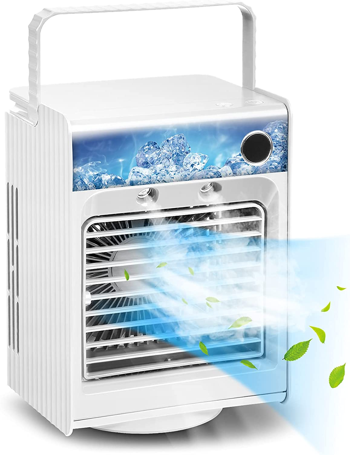 Wassteel Portable Air Conditioner Max 71% Animer and price revision OFF Fan Cooling Evaporative Pe