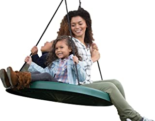 "PlayMonster Swing, Hunter Green, 40"" Super Duper Spinner"
