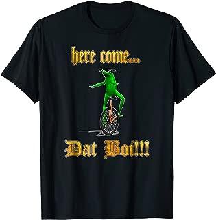 Funny Here come Dat Boi Meme T-Shirt