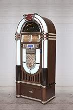 Crosley Full Size Bluetooth CR1206A-ST CD Jukebox w/ Storage Base Stand 58