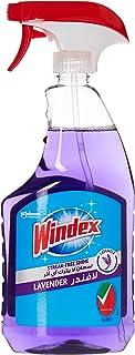 Windex Lavender Glass Cleaner - 750 ml