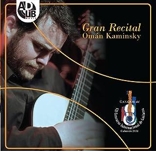 CD Omán Kaminsky, Gran Recital