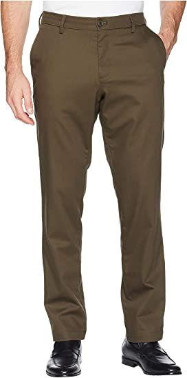 f2f462a4983dd8 Athletic Fit Signature Khaki Lux Cotton Stretch Pants - Creaseless. 3.  Dockers