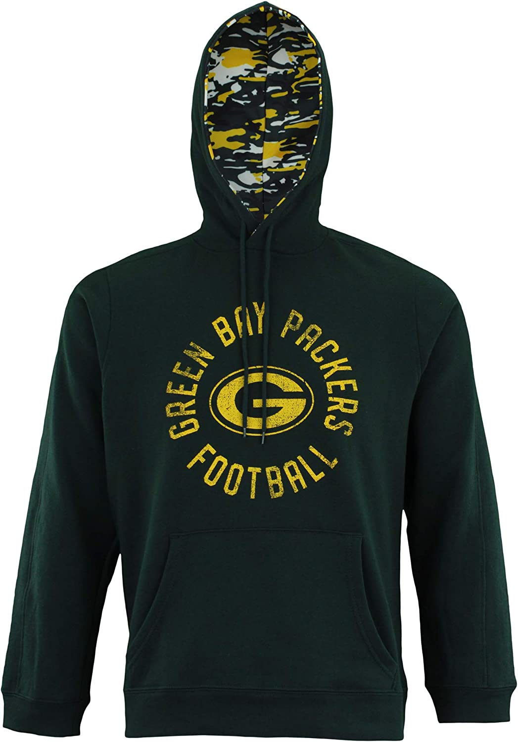Zubaz NFL Men's Team Camo Lined A Pullover Pick We OFFer at 2021 autumn and winter new cheap prices Hoodie