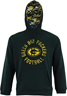green bay packers hoodies big and tall