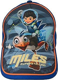 Disney Boys' Miles from Tomorrowland Boys Baseball Cap [2013] Blue