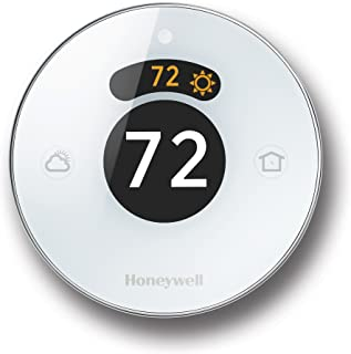 Lyric Round Wi-Fi Thermostat - Second Generation (RCH9310WF)
