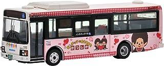 トミーテック ジオコレ 全国 バスコレクション 1/80シリーズ JH021 全国バス80 京成タウンバス モンチッチに会えるまちかつしかラッピングバス イラスト版 ジオラマ用品 (メーカー初回受注限定生産)