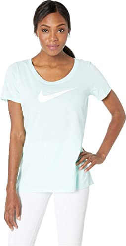 Dry Tee Scoop Swoosh Cross-Dye