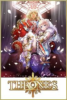 白猫プロジェクト トレーディングカードゲーム ブースターパック第10弾 THRONES BOX