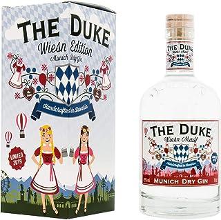 The Duke Munich Dry Gin Wiesn Edition MADL BIO 0,7 Liter 45% Vol.
