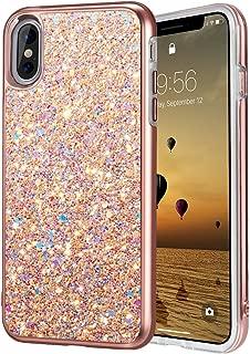 Best iphone x phone case glitter Reviews