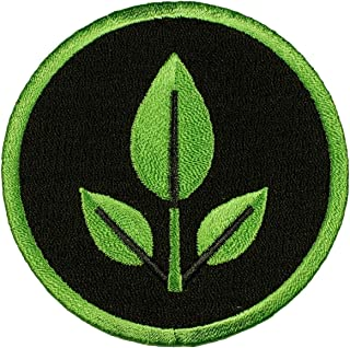 Disney Pixar Plant Symbol Patch Earth Life Icon Embroidered Iron On Applique