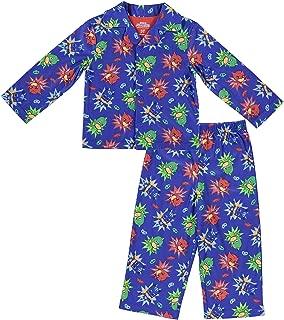 Entertainment One Boys PJ Masks Pajamas - 2-Piece Long Sleeve Pajama Set