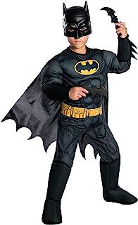 Rubie's Costume Boys DC Comics Deluxe Batman Costume Medium 630857