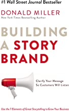 BY [Donald Miller] Building a StoryBrand Paperback