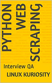 Python Web Scraping: Interview QA (English Edition)
