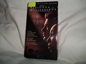 Ghosts of Mississippi VHS