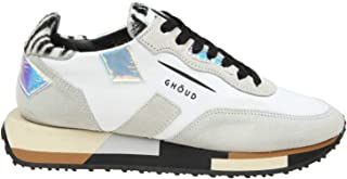 GHOUD Luxury Fashion Womens RMLWLZ35 Beige Sneakers | Fall Winter 19