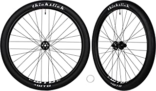 "CyclingDeal WTB ST i25 Bike Bicycle Mountain MTB Tubeless Compatible System Boost Wheelset 27.5"" ThickSlick Tyres Novatec ..."