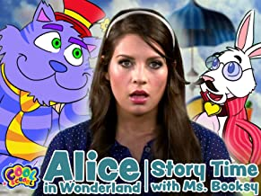 Alice in Wonderland - Story Time with Ms. Booksy - Cool School