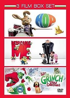 3 Film Hop / Despicable Me / The Grinch