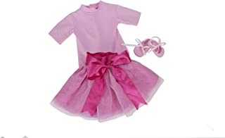 Ask Amy 22 Clothes/ Pink Butterfly Ballet Ballerina Dance /Perfect Ballet Toys for Girls and Boys | Ballerina Doll for Gir...