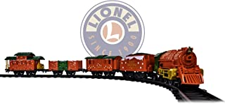 Lionel Northern Star, Miniature Battery-powered Model Train Set, Ready to Play w/ Remote