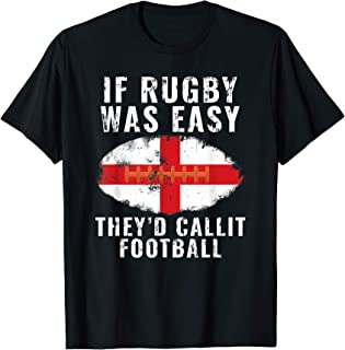 Funny England Rugby Shirt The Lions