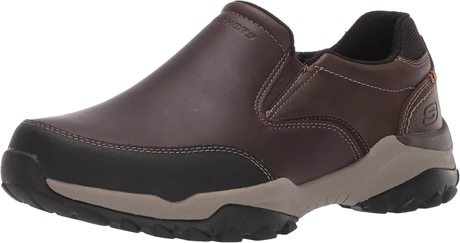 Skechers Mens 65882 Henrick- Salon
