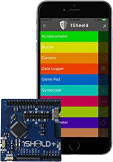 Integreight 1Sheeld+: The Arduino shield for iOS and Android