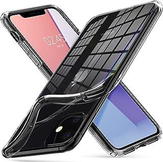 Spigen Liquid Crystal Designed for Apple iPhone 11 Case (2019) - Crystal Clear