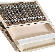LLZIYAN 13 Stks Platte Spade Boor Set Extension Pole Hex Wrench Platte Bit Houtbewerking Tool