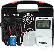 TENS 7000 نسخه دوم دیجیتال TENS با لوازم جانبی
