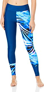Speedo Women's Swim Legging, Mariner/Rays