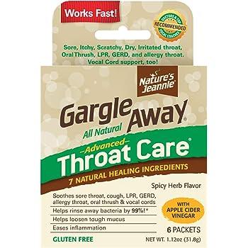 Amazon.com: Entertainer's Secret - Throat Relief Spray (2 Pack ...