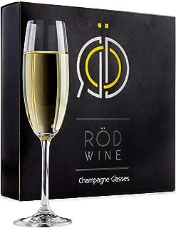 Best swarovski crystal champagne glasses Reviews