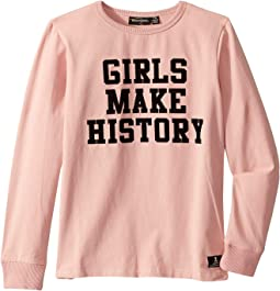 Make History Long Sleeve T-Shirt (Toddler/Little Kids/Big Kids)