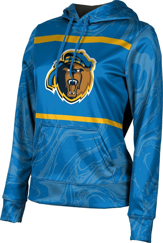ProSphere University of California, Riverside Girls' Pullover Hoodie, School Spirit Sweatshirt (Ripple)