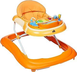 CAM Giocando Baby Walker with Lights and Sound (6-18 Months) - Orange