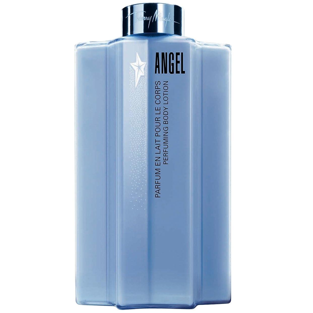 地震証拠監督するティエリー?ミュグレー天使のボディローション (Thierry Mugler) (x2) - Thierry Mugler Angel Body Lotion (Pack of 2) [並行輸入品]