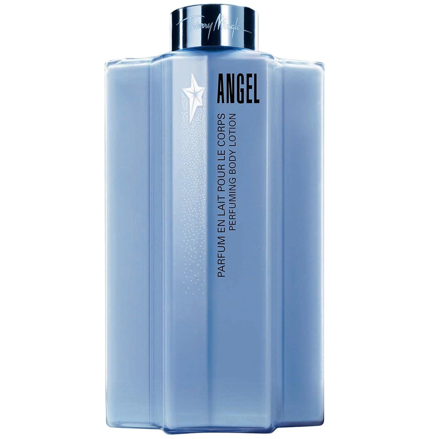 細菌地元ハプニングティエリー?ミュグレー天使のボディローション (Thierry Mugler) (x6) - Thierry Mugler Angel Body Lotion (Pack of 6) [並行輸入品]